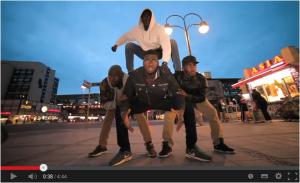 Streetdance-Film mit der M.I.K. Family und Prince Mio