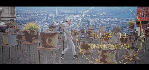 """Domi (House of Lazer) aus Hamburg ist der Zehnte, der eine Runde """"happy"""" durch ein Video tanzt"""