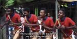 Tanzgruppe Addis Beza