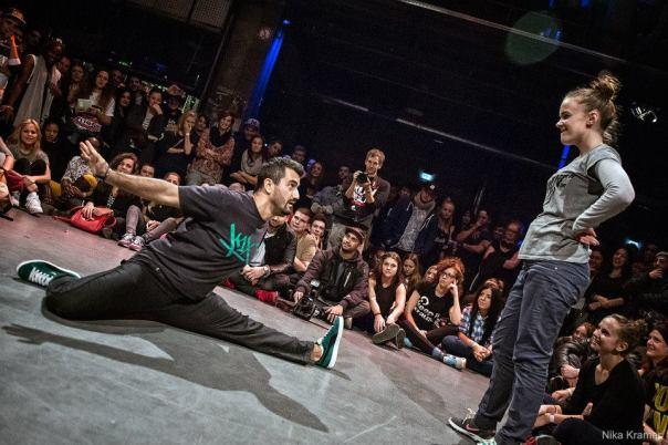 Finale Popping Boo vs Maiko Foto by Nika Kramer Photography