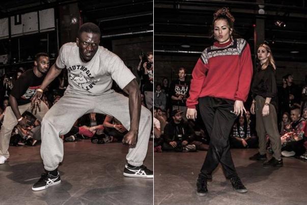 Hip Hop Finale (Kingsley & Richie vs Mano & Deniz) Fotos by David Debrah